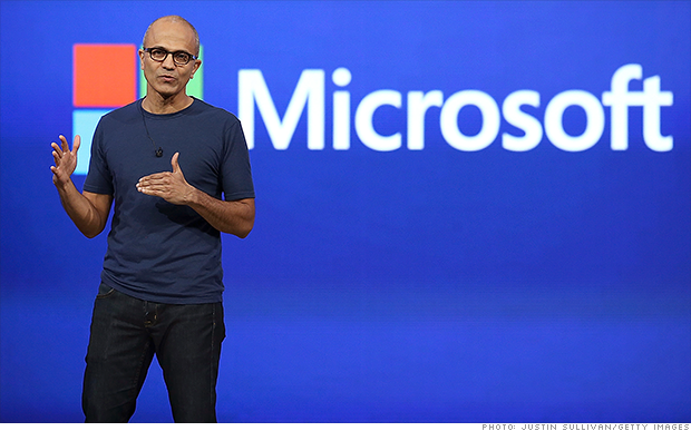 Microsoft weighed down by ailing Nokia