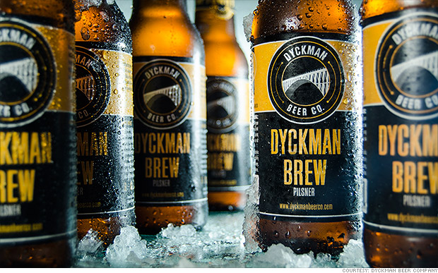 small breweries dyckman beer company