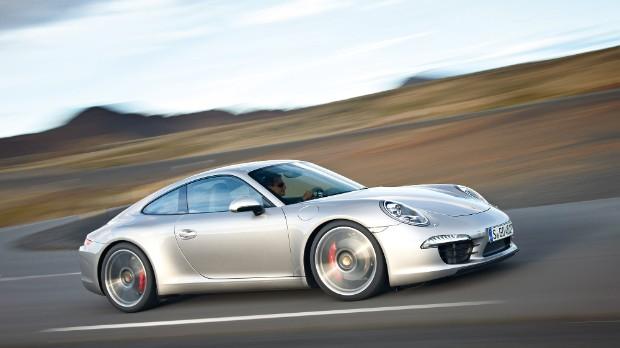 jd power apeal 2012 porsche 911 carrera