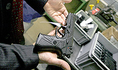 Gun maker Beretta fleeing Maryland