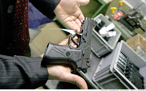 Gun maker relocates fearing stricter state laws