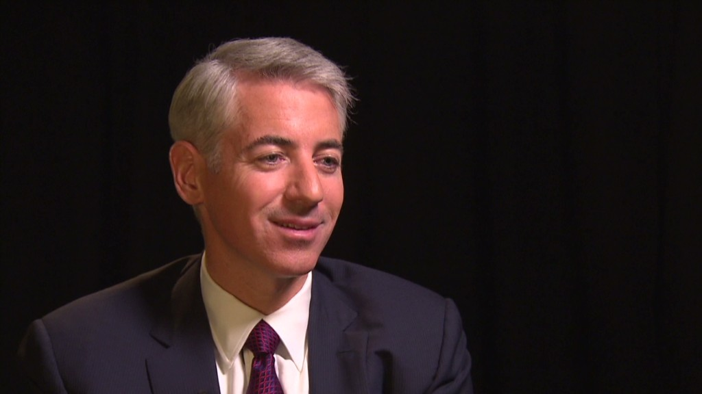 Bill Ackman: I'll fight Herbalife with personal fortune