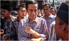 Markets cheer Widodo victory