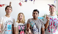 Kristen Bell learns start-ups the hard way