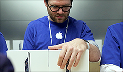 Apple sued by employees over labor issues