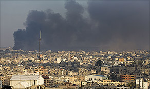 Gaza conflict doesn't cause sell-off