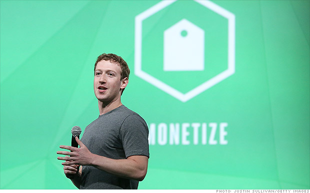 Facebook is officially a mobile company