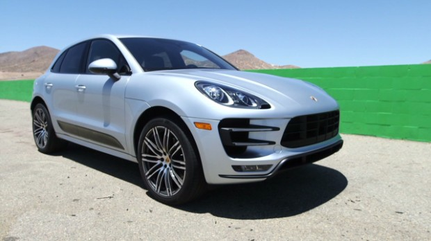 Porsche's Macan SUV spells f-u-n