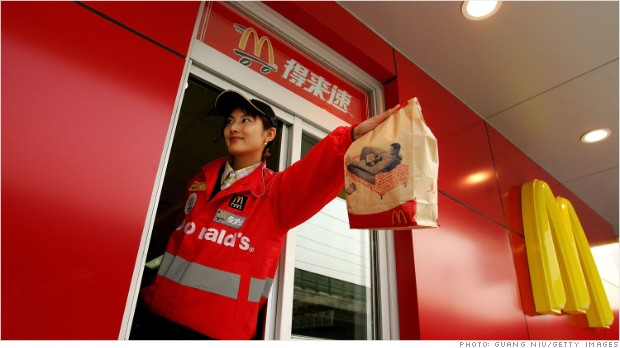 McDonald's stands by rotten meat supplier