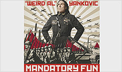 Weird Al's new album has been pirated 40,000 times