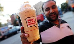 Dunkin' stock dunked on poor sales