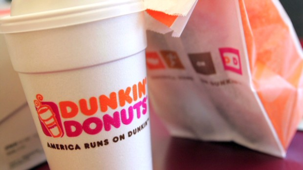 Dunkin' stock has many holes