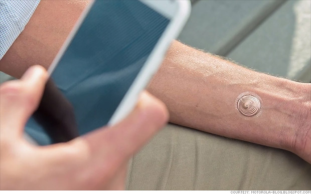 wtf tech moto x tattoo