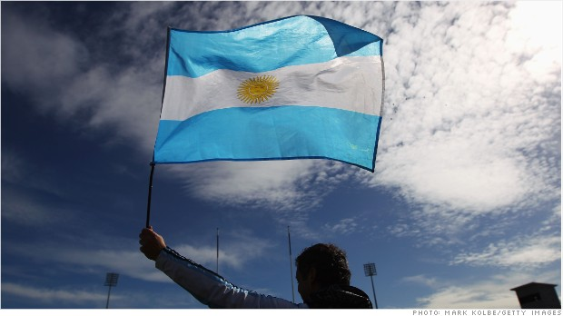 Argentina is now very close to default