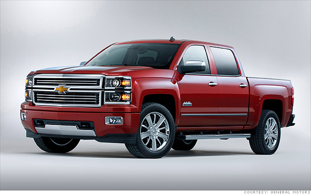 gm 2014 chevy silverado