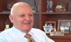 Ace Greenberg: 60 years at Bear Stearns