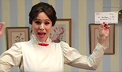 Mary Poppins won't work for minimum wage