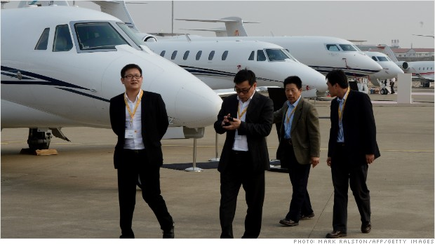 China will soon be the world's top business travel market