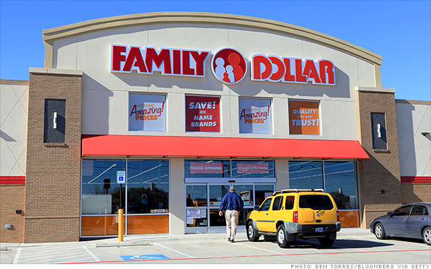 Dollar Tree buying Family Dollar