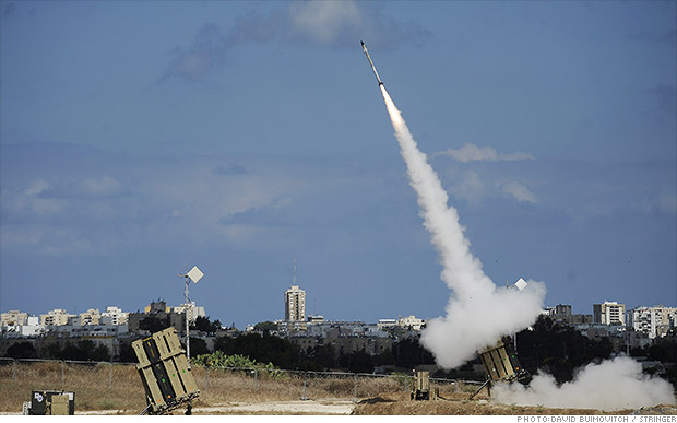Iron Dome makers got hacked, says cybersecurity firm