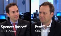 Trulia & Zillow CEOs: Mobile is king