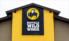 No hot sauce for Buffalo Wild Wings stock