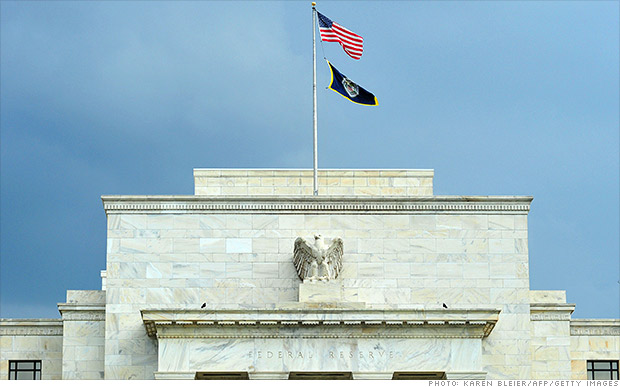 Federal Reserve stays on cruise control