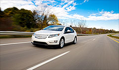 Chevy Volt is insurance group's Top Safety Pick