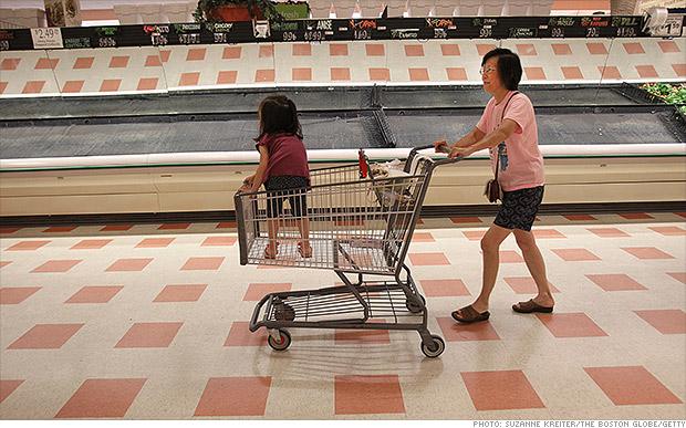 market basket employee protests