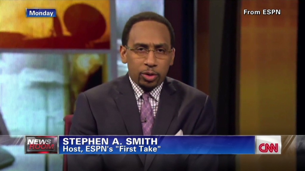 ESPN anchor apologizes