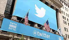 Twitter shares zoom 20% higher