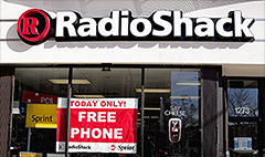 RadioShack's days are numbered