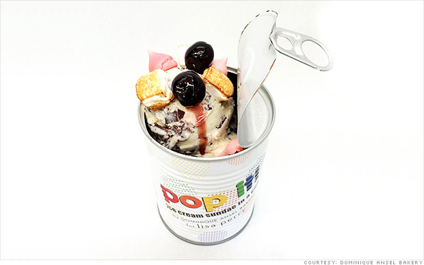 sundae in a can