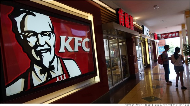 Another food scandal? KFC just cannot win