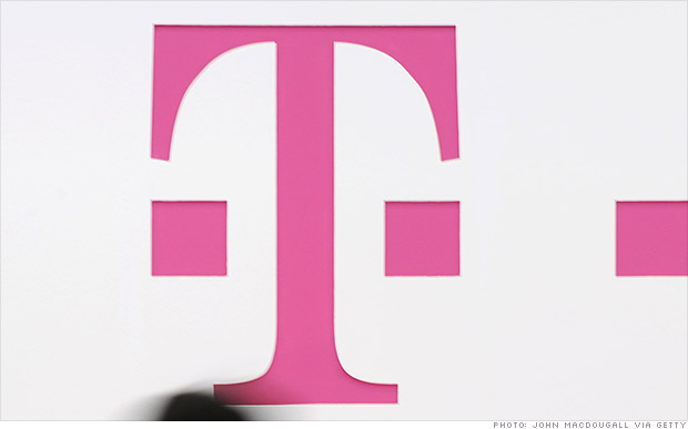 T-Mobile soars on French takeover rumor