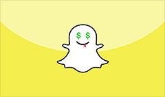 Snapchat's value: $10 billion - report