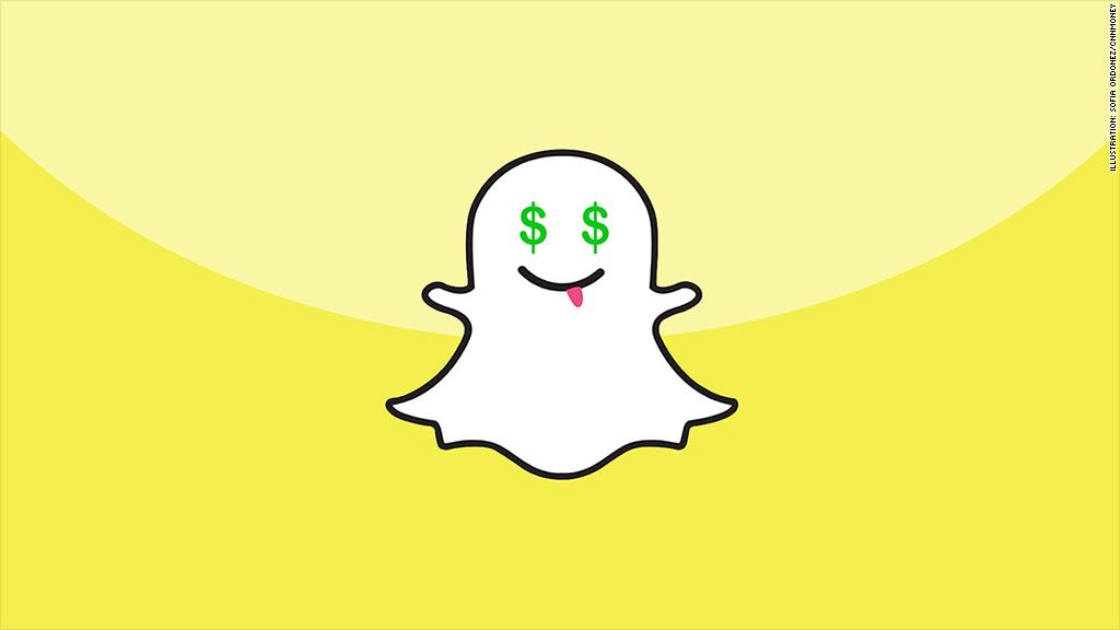 snapchat worth 10 billion