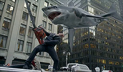 Sharknado 2 a runaway ratings hit