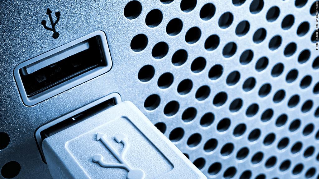 USB hack