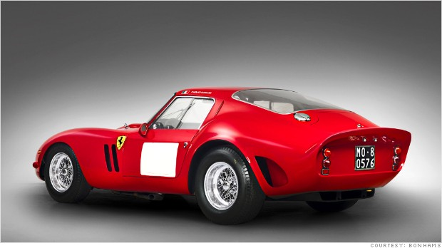 Most Expensive Car Ever Ferrari Gto Sells For 38