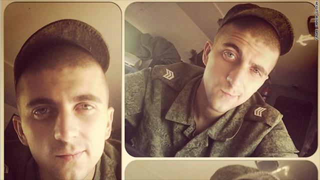 ¿Error? Un presunto soldado ruso publica en Instagram dos fotos tomadas en Ucrania
