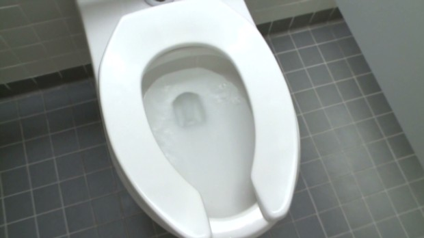 Company limits employee bathroom breaks