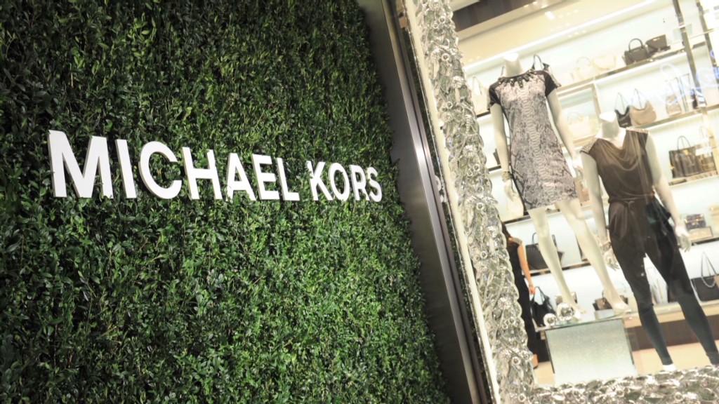 Michael Kors is still in fashion
