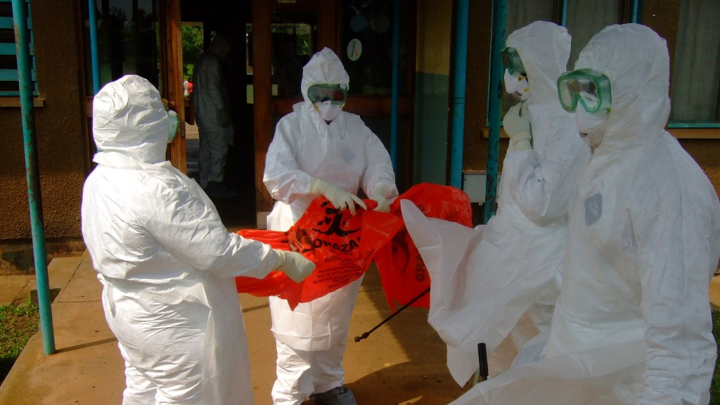 Why is there no Ebola vaccine?