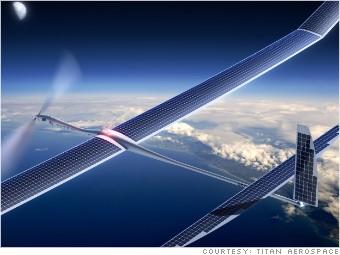 google titan aerospace