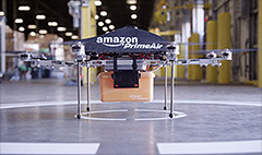 Amazon is hiring drone pilots