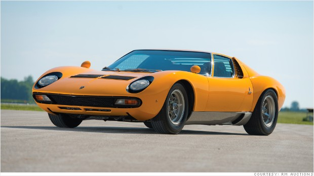 12 fun cars for sale at Pebble Beach