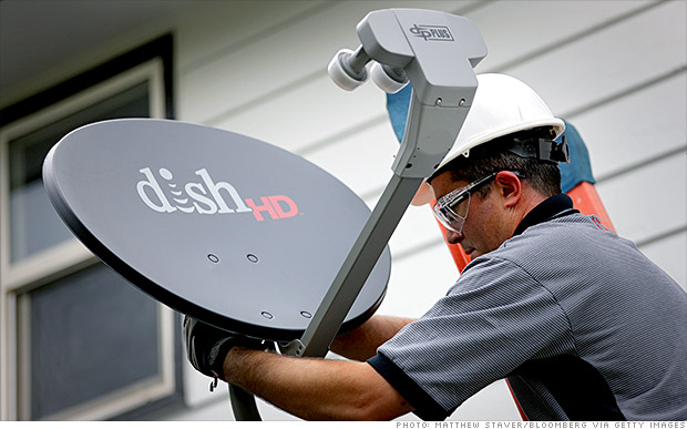 dish network streaming
