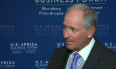Blackstone CEO: Regulation making markets safer