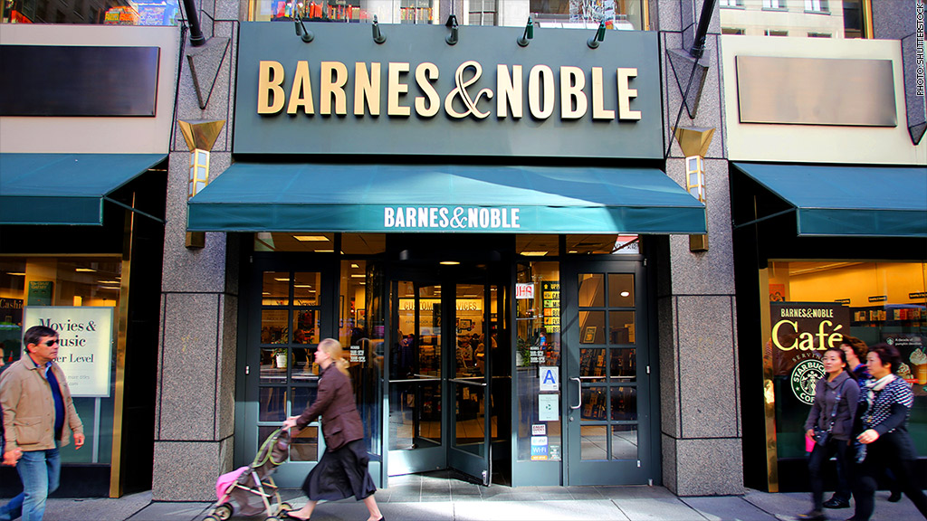 the future of barnes noble The book chain opened its fourth location that includes a full-service restaurant with craft beer and wine.